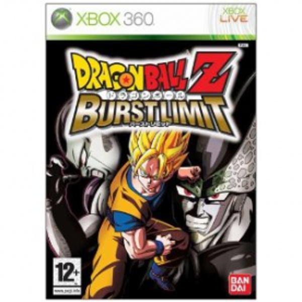 Dragon Ball Z Burst Limit Game Xbox 360