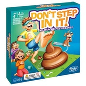 Don't Step in It Board Game