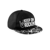 CID Originals - Keep On Rockin' Snapback