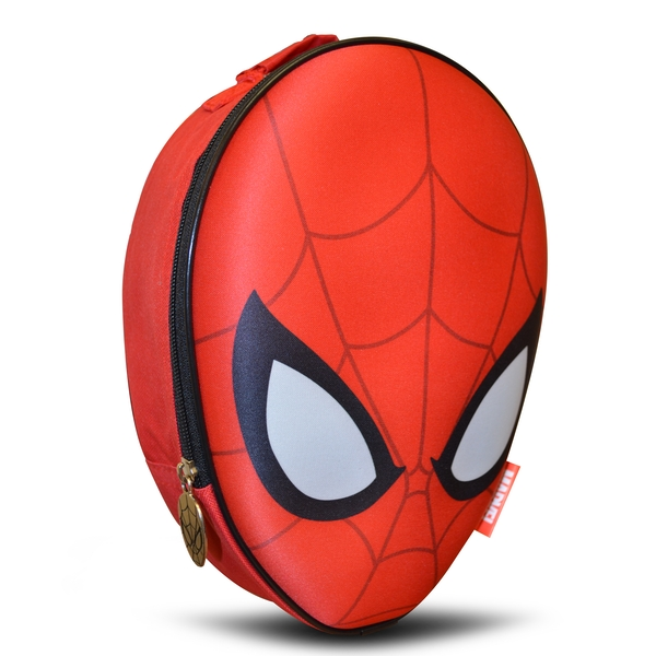 Spiderman 3D Premium Insulated Lunch Bag
