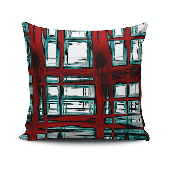 NKLF-173 Multicolor Cushion Cover