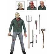 Ex-Display Jason (Friday The 13th: Part 3) 7 Inch Scale Action Figure Used - Like New
