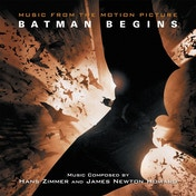 Hans Zimmer And James Newton Howard - Batman Begins: Music From The Motion Picture Blue Vinyl