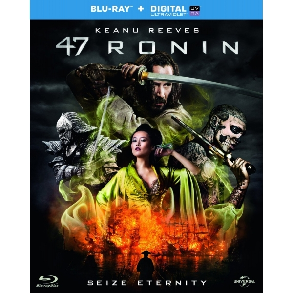 47 Ronin Blu-ray & UV Copy