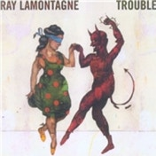 Ray LaMontagne Trouble CD