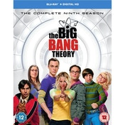 Big Bang Theory Series 9 Blu-ray