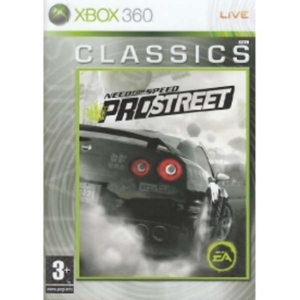 Image of Need For Speed Pro Street Classics [Xbox 360]
