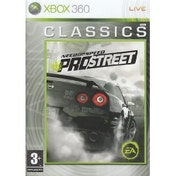 Need for Speed ProStreet Game (Classics) Xbox 360