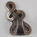 Round Celtic Hooks Bronze (Set of 3) - Image 4
