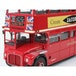 London Bus (Cars) Level 4 1:24 Scale Revell Kit - Image 2