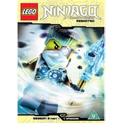 LEGO Ninjago - Masters Of Spinjitzu: Season 3 (Part 1) DVD
