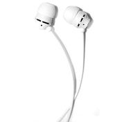 Jivo Jellies In-Ear Noise Isolating Earphones - Vanilla