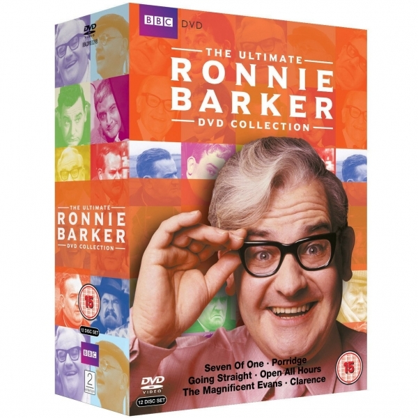 The Ronnie Barker Ultimate Collection 2010 DVD