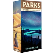 Parks: Nightfall Expansion Board Game