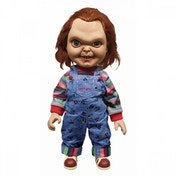 Ex-Display Chucky (Childs Play) 15 Inch Good Guy with Sound Mezco Doll Used - Like New