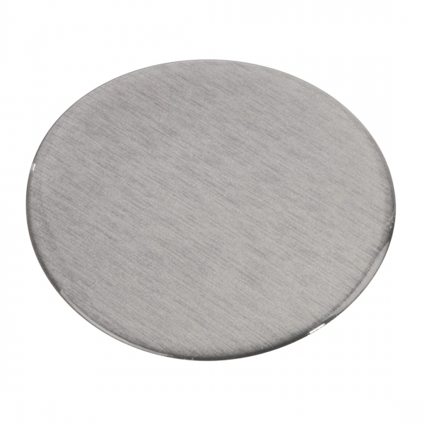 Adapter Plate for Suction Cup Bracket 85mm Self-adhesive Grey