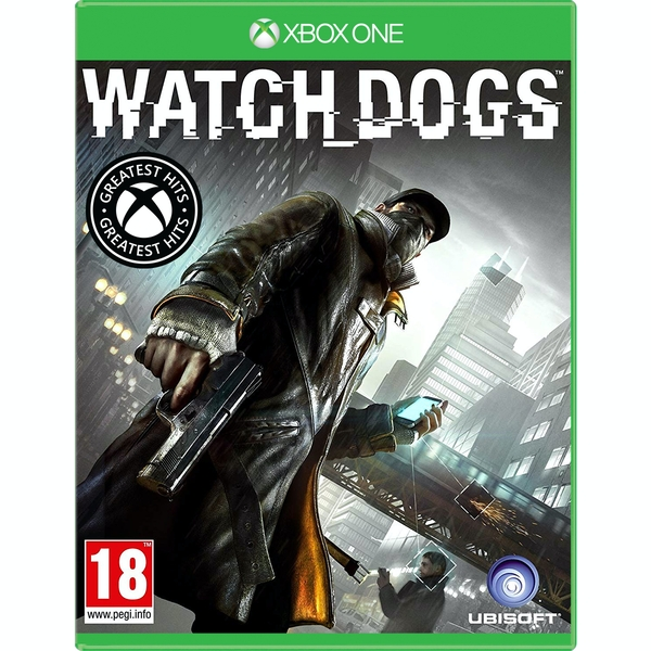 Watch Dogs Game Xbox One (Greatest Hits)