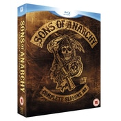 Sons Of Anarchy Series 1-2 Complete Blu-ray
