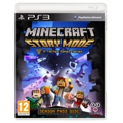 Minecraft Story Mode A Telltale Games Series PS3 Game