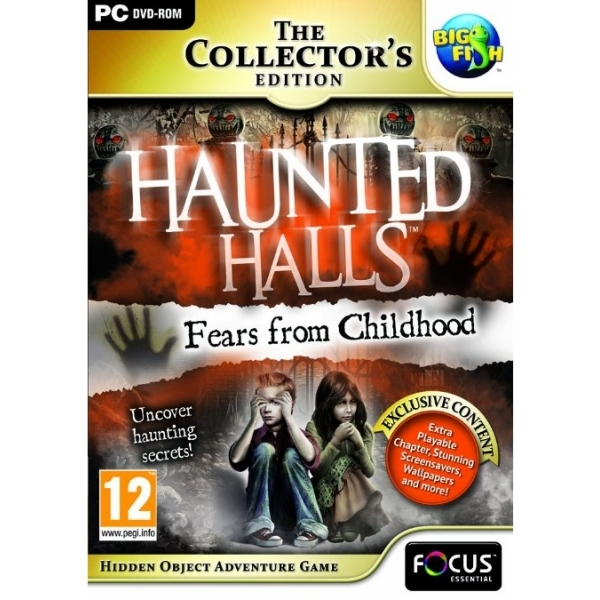 Haunted Halls 2 Fears from Childhood PC Game