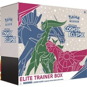 Pokemon TCG: Sun & Moon 12 Cosmic Eclipse Elite Trainer Box