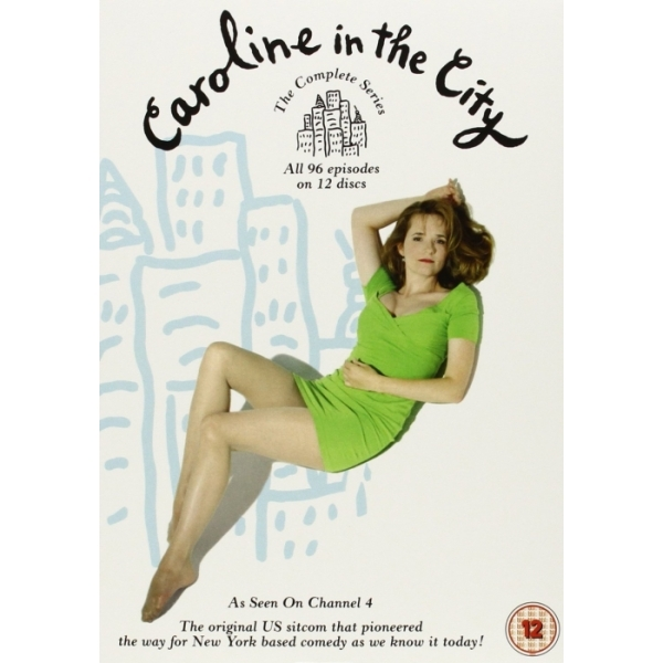 Caroline In The City Complete DVD