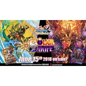 FutureCard BuddyFight Buddy Legends Solar Strife X Booster Box (30 Packs)