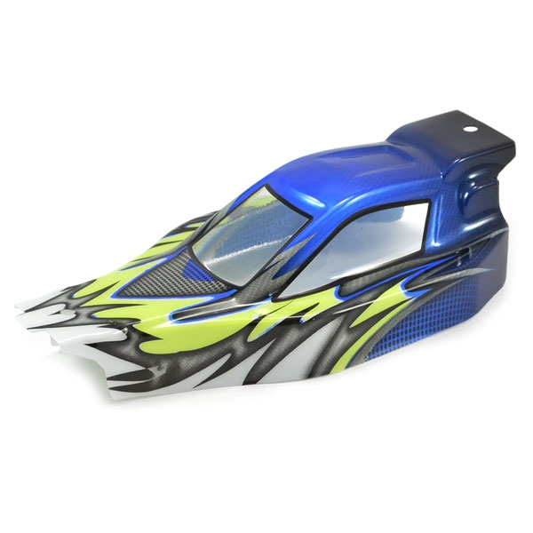 Ftx Comet Buggy Bodyshell Painted Blue/Yellow