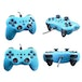 Subsonic PRO-S Blue Colorz Wired Controller for Nintendo Switch - Image 2