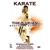 Karate - The 5 Heian DVD