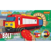 Hornby Playtrains Bolt Express Goods Battery Operated Train Pack