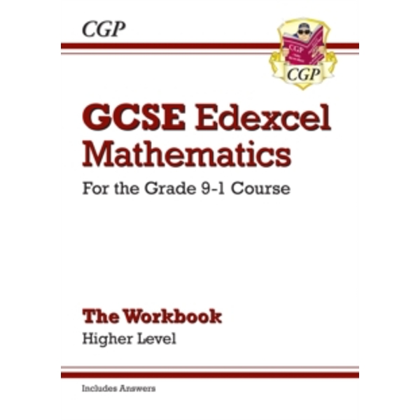 GCSE Maths Edexcel Workbook: Higher - for the Grade 9-1 Course (includes Answers)