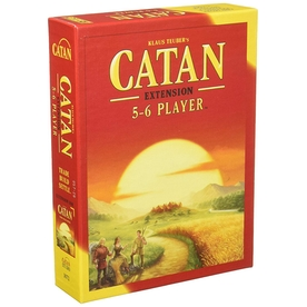 Catan 5-6 Extension for 5-6 Players (2015 Edition) Board Game
