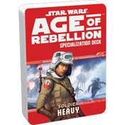 Star Wars Age of Rebellion Heavy Specialization Deck
