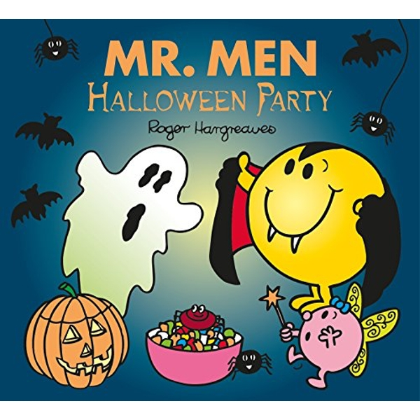 Mr. Men Halloween Party by Egmont UK Ltd (Paperback, 2016)