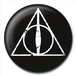 Harry Potter - Deathly Hallows Logo Badge - Image 2