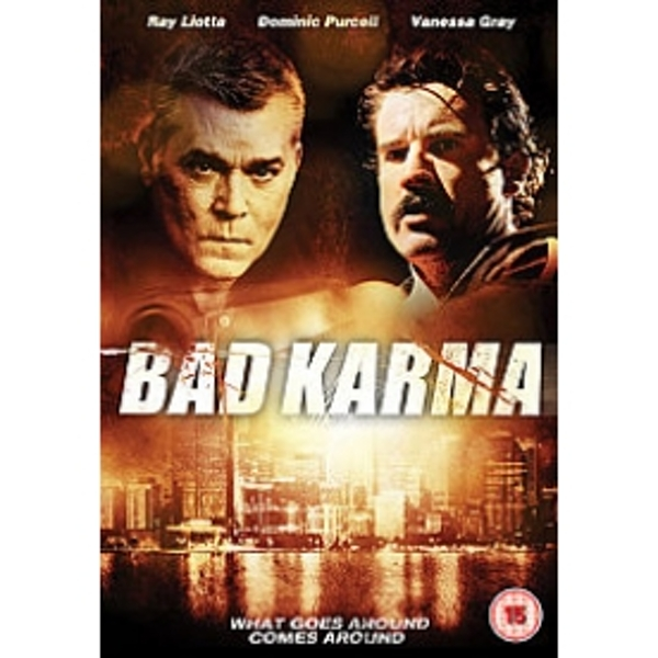 Bad Karma DVD