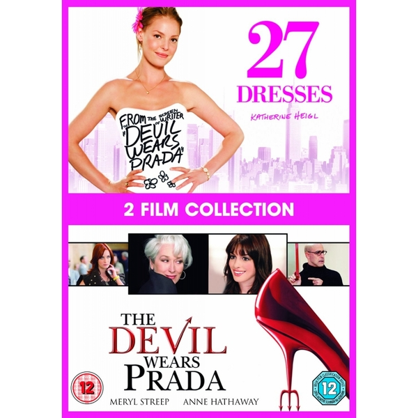 Image of 27 Dresses / The Devil Wears Prada DVD