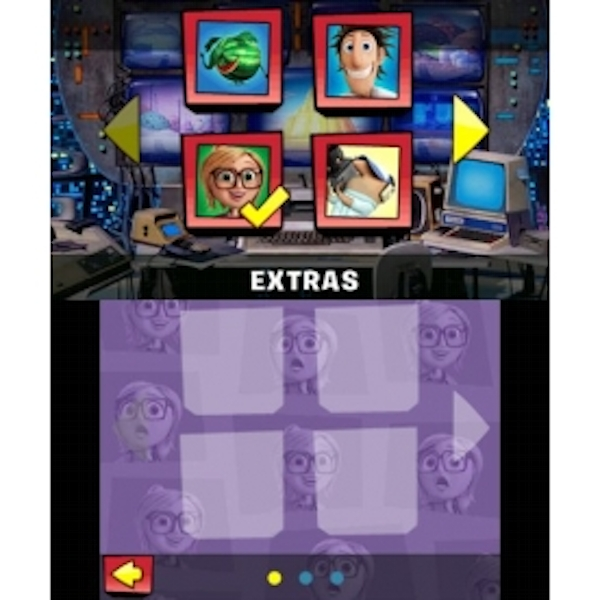Cloudy with a Chance of Meatballs 2 Game 3DS - Image 2