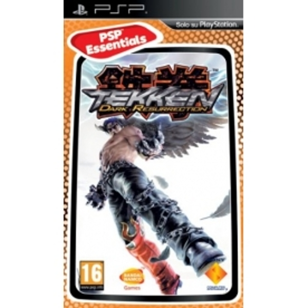 Tekken Dark Resurrection Game (Essentials) PSP