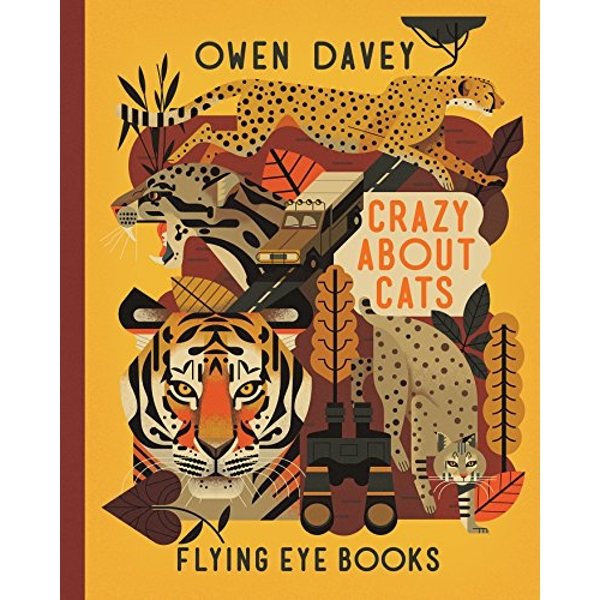 Crazy About Cats  Hardback 2017
