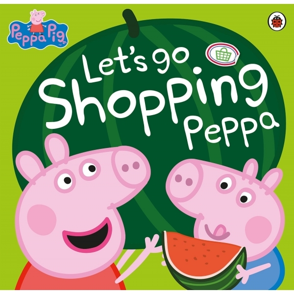 Let's Go Shopping Peppa