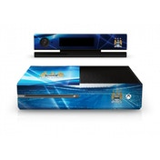 Manchester City FC Xbox One Console Skin