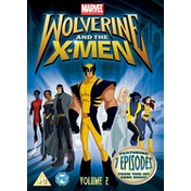 Wolverine and the X-Men: Volume 2 DVD