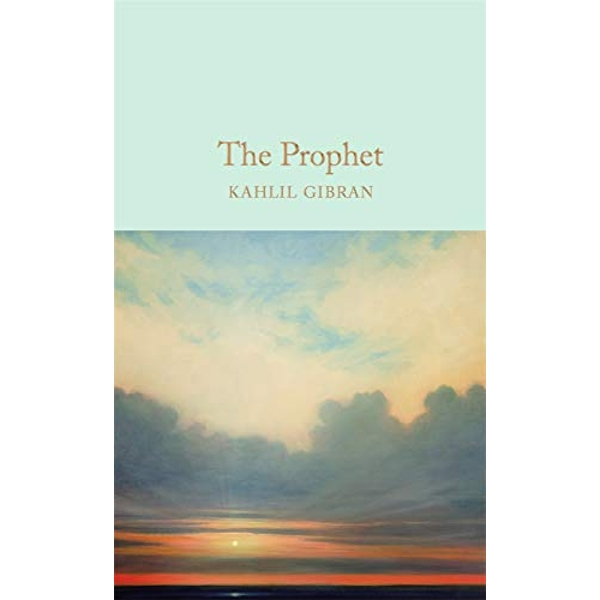 The Prophet by Kahlil Gibran (Hardback, 2016)