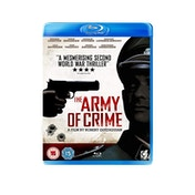 The Army Of Crime Blu-Ray