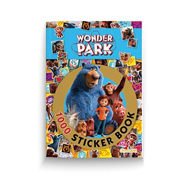 Wonder Park 1000 Sticker Book  Paperback / softback 2019