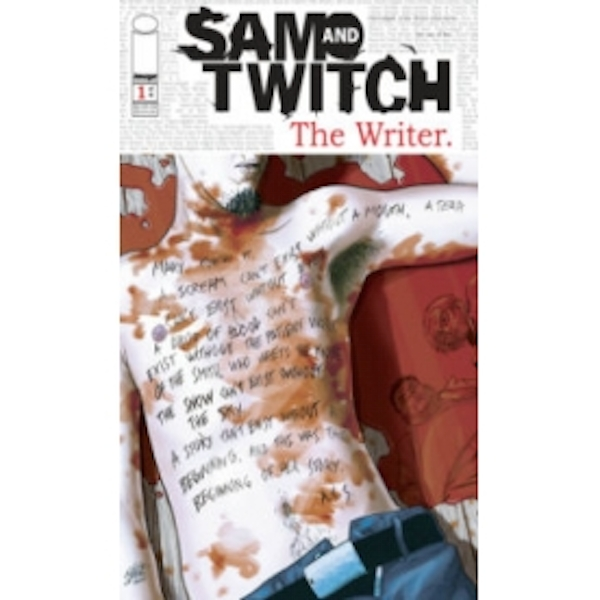 Sam And Twitch: The Writer