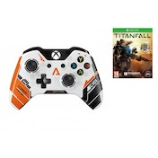 Titanfall Xbox One Game & Limited Edition BOX One Controller+