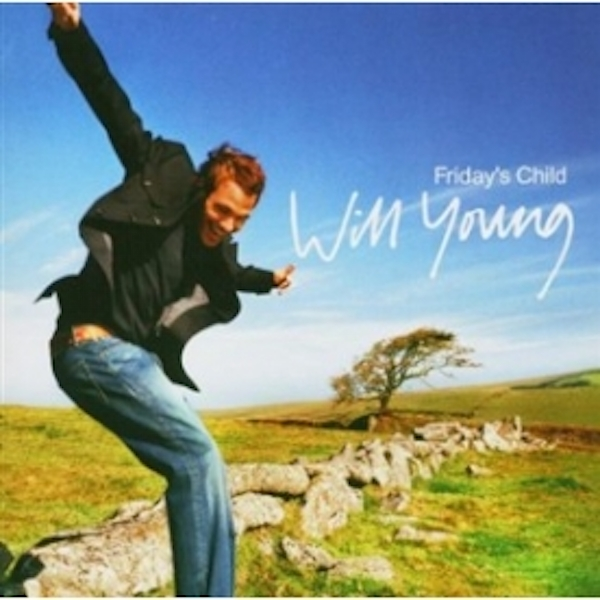 Will Young Friday's Child CD